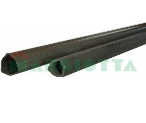 tubo triangolare albero cardanico