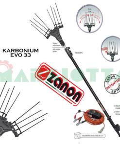 ZANON KARBONIUM EVO AL200 AL 300