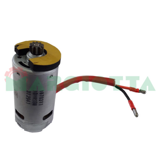 Motore elettrico zanon Karbonium 3250027