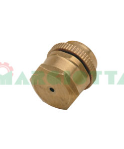 25051 getto cono in ottone foro standard 1,5 mm
