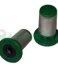 Filtro filtrino verde per ugello getto con anti goccia