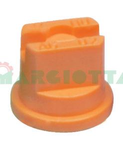 Ugello a ventaglio Lechler ST Iso 110° Albuz 01 Arancio