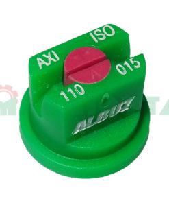 Ugello a ventaglio Albuz AXI 110° verde