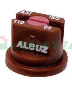 Ugello a ventaglio Albuz AXI 110° Marrone