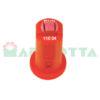 Ugello a doppio ventaglio Albuz Avi Twin Iso 110° 04 Rosso