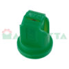 Ugello a doppio ventaglio ATP Asj Iso 110° 15 Verde
