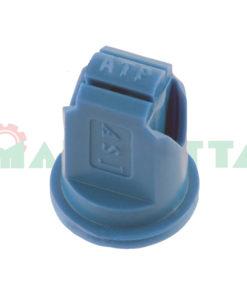 Ugello a doppio ventaglio ATP Asj Iso 110° 03 Blu