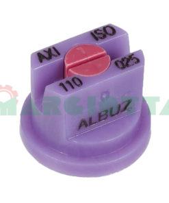Ugello a ventaglio Albuz AXI 110° Lilla