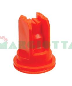 Ugello ad induzione d'aria antideriva AIR-MIX CFA 110° Asj Iso Arancio