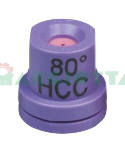 Ugello a cono vuoto 80° Arag HCC Lilla