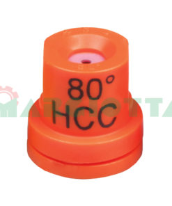 Ugello a cono vuoto 80° Arag HCC Arancio