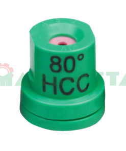 Ugello a cono vuoto 80° Arag HCC Verde