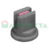 Ugello antideriva ceramico a ventaglio Arag WRC Iso 110° 06 Grigio