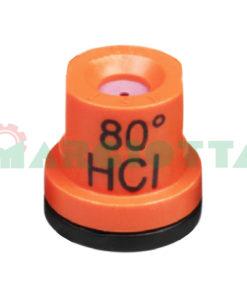 Ugello a cono vuoto 80° Arag HCI Iso 01 Arancio