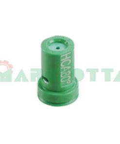 Ugello a cono vuoto 80° Arag HCA Iso 015 Verde