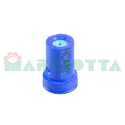 Ugello a cono vuoto 80° Arag HCA Iso 03 Blu