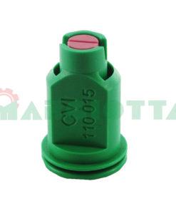 Ugello a cono vuoto 110° Albuz CVI Iso 015 Verde