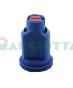 Ugello a cono vuoto 110° Albuz CVI Iso 03 Blu