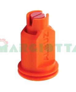 Ugello a cono vuoto 80° Albuz CVI Iso 01 Arancio