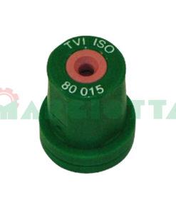 Ugello a cono vuoto 80° Albuz TVI Iso 015 Verde