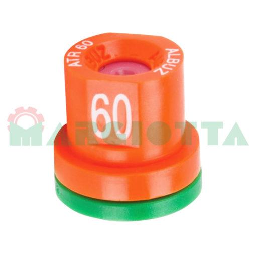 Ugello a cono vuoto 60° Albuz ATR Clips Arancio