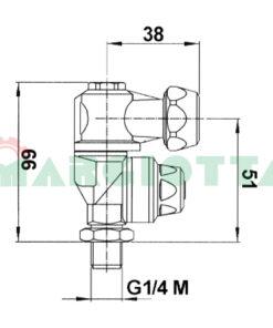 Getto M76 G1/4M
