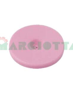 Piastrina in ceramica diametro 30 (mm)
