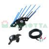 Abbacchiatore elettrico Holly Eco Campagnola ATRA.3111