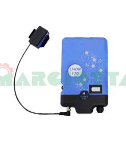 Batteria Li-ion 170 completa di elettronica per forbice elettrica Pony Pro e Cobra Pro Campagnola POWE.0009 - PACK.2039