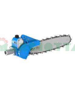 Potatore Autolube M.3 a catena pneumatico con serbatoio olio per asta di prolunga Campagnola ATTA.0990