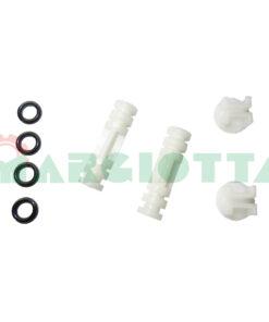 Kit 8 pezzi pistoncini e pastiglie per abbacchiatori pneumatici Campagnola cod. PACK.0601