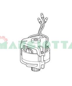 Motore elettrico Zanon Albatros F AL 200 AL 300 cod 3250195